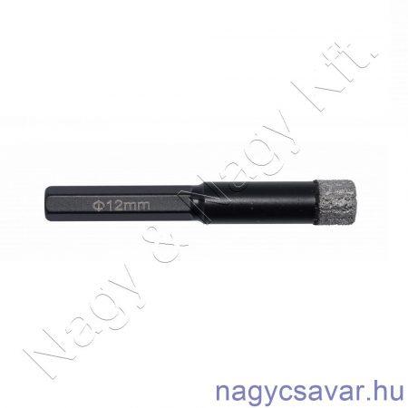 Csempe és kerámiafúró 16mm