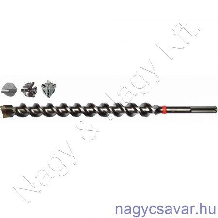 50x520/400 SDS-Max fúró ABRABORO