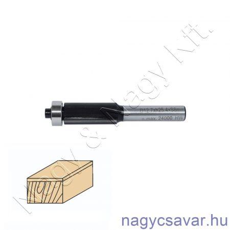 Élszintmaró HM 12,7x57/25,4mm