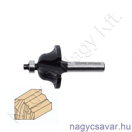 Profilmaró ''A'' HM 35x60/17,4mm