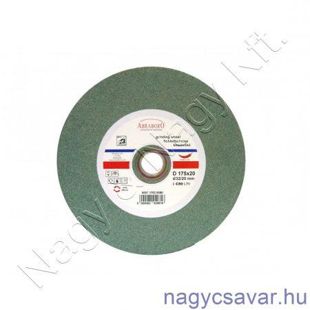 Köszörű korong Al-oxid 175x20x32/20 A24
