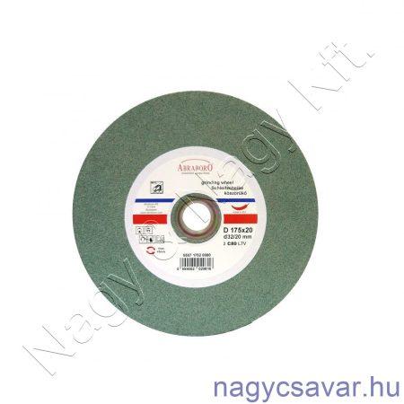 Köszörű korong Al-oxid 175x20x32/20 A60
