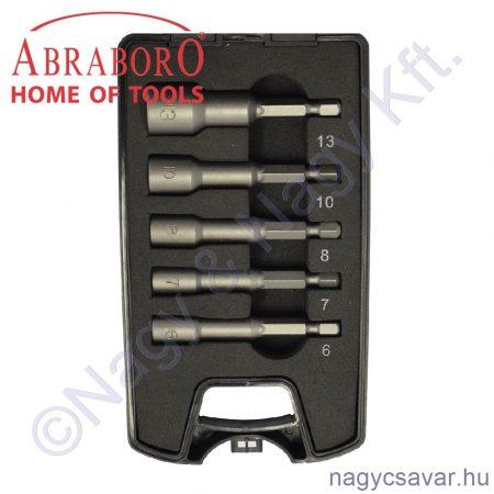 Mágneses hatszög behajtó klt. 6/7/8/10/13mm