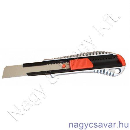 PVC kés 18mm fémházas ABRABORO