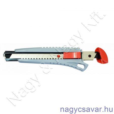 PVC kés 18mm ABS műanyagházas ABRABORO