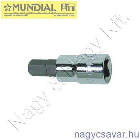 "Dugókulcs 1/4"" imbusz 2mm MUNDIAL"