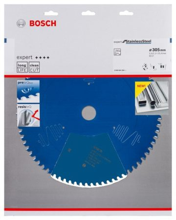 Expert for Stainless Steel Ø 305 x 25,4 x 2,5 Z=80