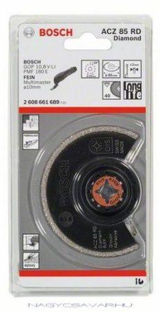 Bosch ACZ 85 RD szegmens gyémánt fűrészlap