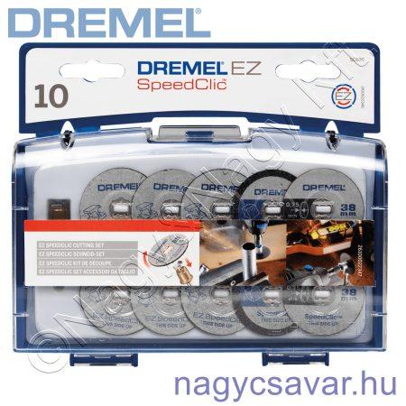 SC690 induló készlet befogó szárral DREMEL