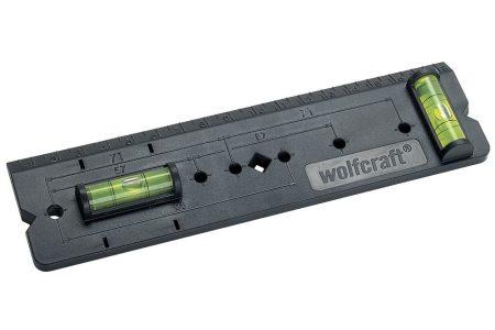 Gipszkartondoboz sablon vízszintezővel WolfCraft