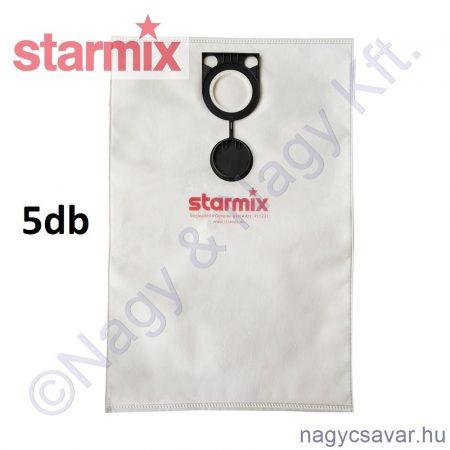 FBV 25/35 gyapjú porzsák 5db STARMIX