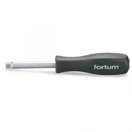 """Csavarhúzó szár 1/4"""" dugókulcsokhoz FORTUM"""