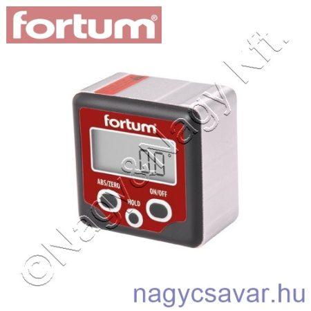 Digitális szögmérő FORTUM