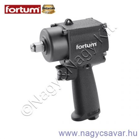"""Légkulcs, 1/2"""", 610Nm, (Twin Hammer) FORTUM"""