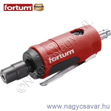"""Pneumatikus furatköszörű, 125mm 1/4"""" FORTUM"""