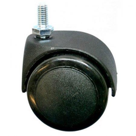 Bútorgörgő M10 Ø50mm, puha