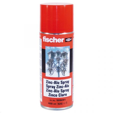 Cink-Alu spray 400ml FISCHER