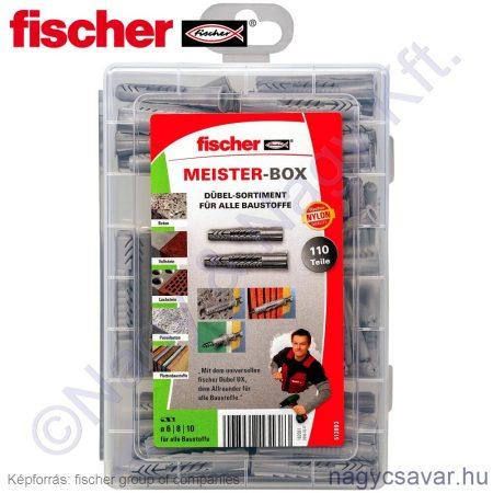 Mester box UX / UX-R készlet 110r.