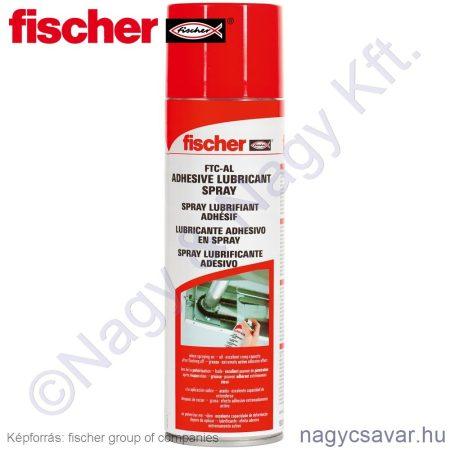 Zsírzó spray 500ml FISCHER