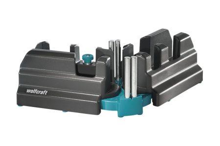 Állítható gérvágóláda szögfelezővel, 100 mm WolfCraft