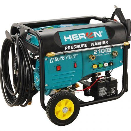 Benzinmotoros nagynyomású mosó, 6 LE HERON