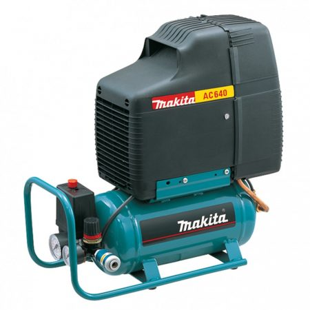 Makita AC640 kompresszor 1.460W 8bar 6l
