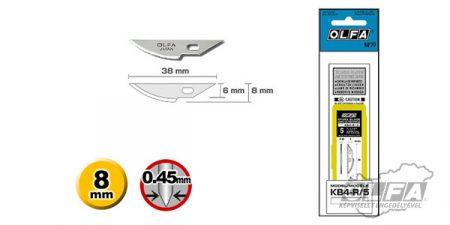 KB4-R-5 dekor penge 5db OLFA
