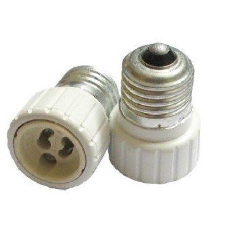 LED átalakító E27-GU10