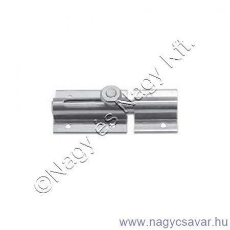 Tolózár INOX 120x36x4 A4