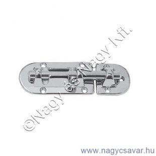 Tolózár INOX 112x38/9,5mm