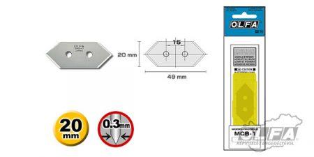 MCB-1 dekor penge 5db OLFA