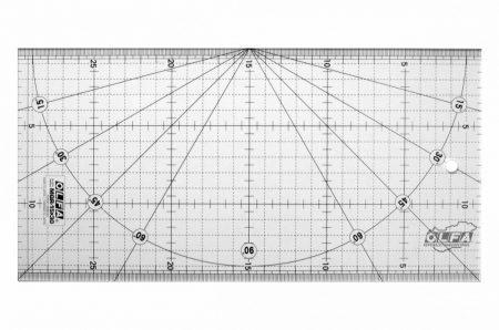 MQR-15x30 vonalzó OLFA