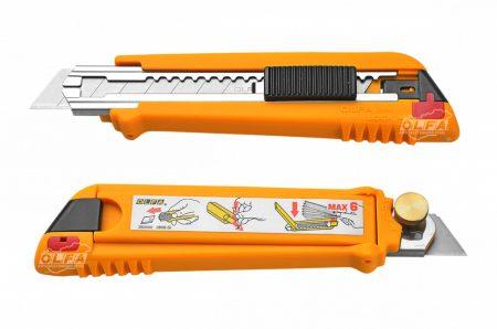PL-1 18mm-es PVC kés OLFA