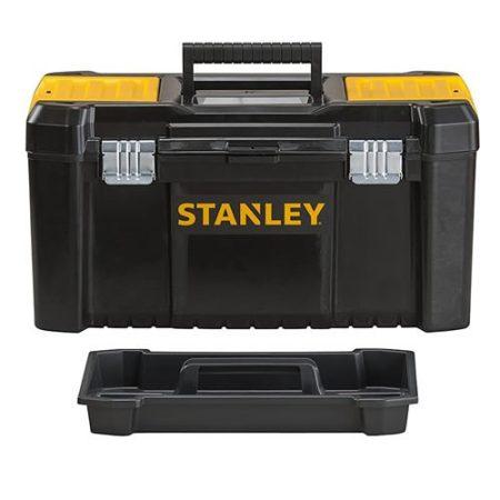 """Szerszámos láda fém csattal 19"""" STANLEY"""