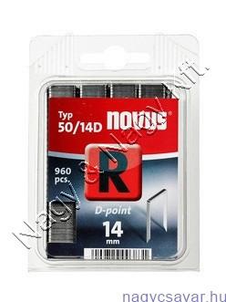 R 50 14mm (horganyzott, D-csúcs) 960db (042-0470) NOVUS