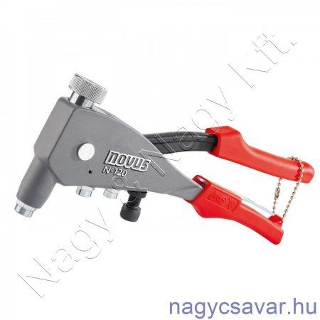 N-120 szegecsanya húzó (032-0045) NOVUS