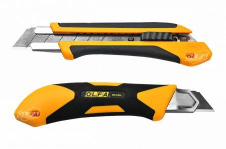XH-AL 25mm-es PVC kés OLFA
